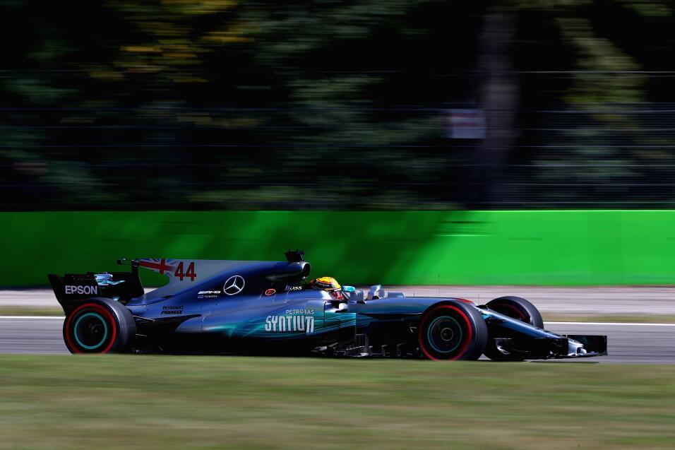 Hamilton gana en Monza y es nuevo líder, Vettel fue tercero Lewis.jpg