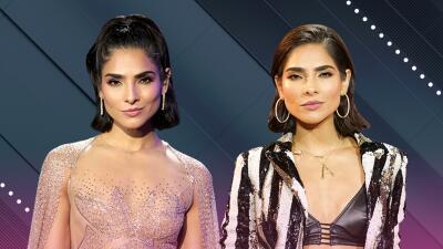 Lista para rockear: Alejandra luce espectaculares looks en la gala de NBL