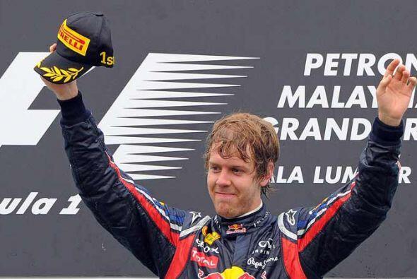 El campeón defensor de la Fórmula 1 tiene muchos motivos p...