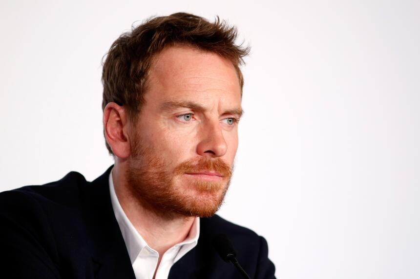 Michael Fassbender Cannes