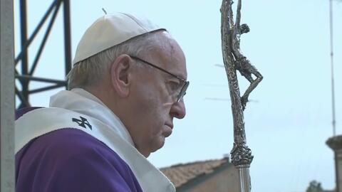 Un joven de Nueva Jersey admitió haber planeado asesinar al papa Francis...