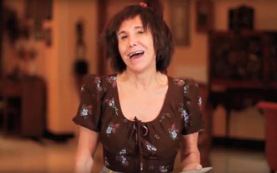 Florinda Meza ha vuelto a interpretar a la 'Chimoltrufia' para una serie...