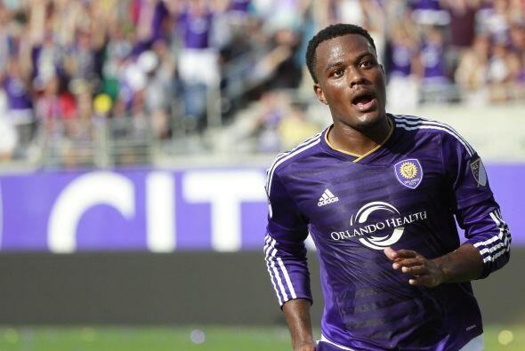 CYLE LARIN (CAN) | El novato en la MLS con Orlando City SC ha anotado tr...