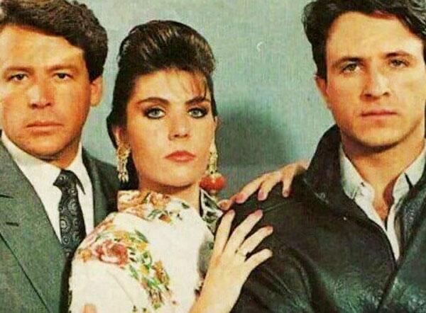 Karen Sentíes telenovelas