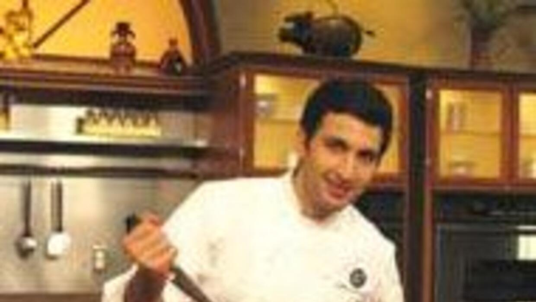 El chef Sam Gorestein enseñó a preparar jugosas carnes.