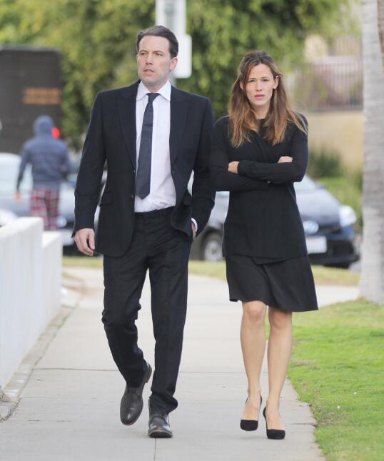Jennifer Garner y Ben Affleck de nuevo juntos