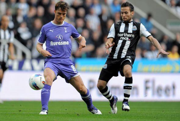 Otro duelo interesante fue el del Newcastle recibiendo al Tottenham.