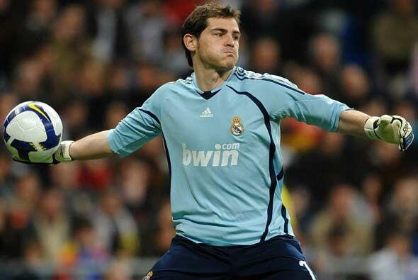 La seguridad que aporta Íker Casillas en la portería madridista es un pu...