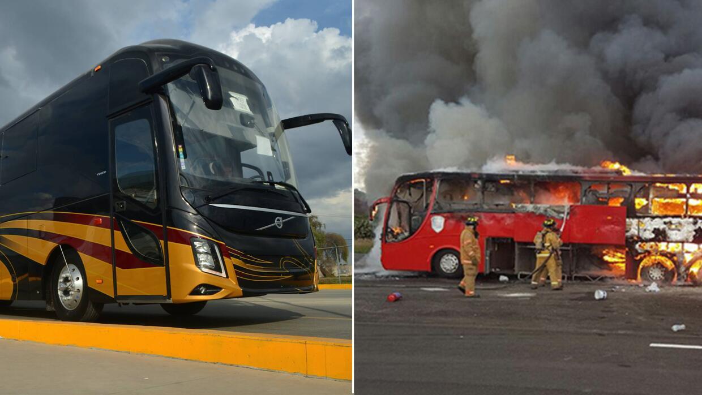 A nueve meses del incendio del camión de la Banda Tierra Sagrada,...
