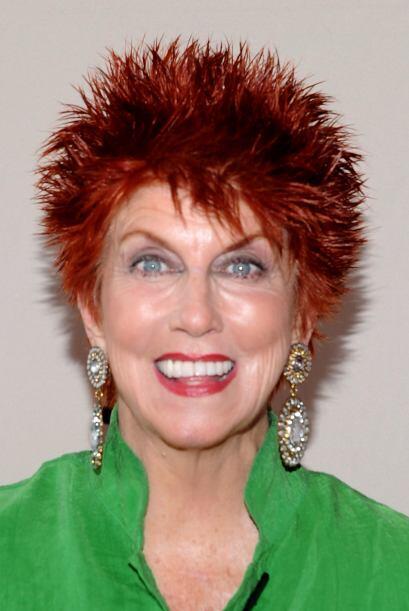 Marcia Wallace, la actriz que daba voz a Edna Krabappel en la popular se...