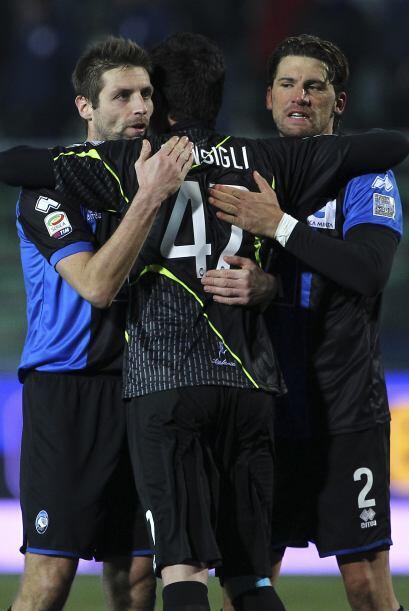 El único tanto del juego lo anotó Guido Marilungo en la segunda mitad.