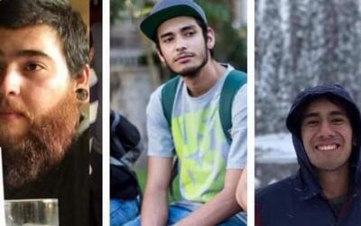 Los tres estudiantes desaparecidos en el estado de Jalisco