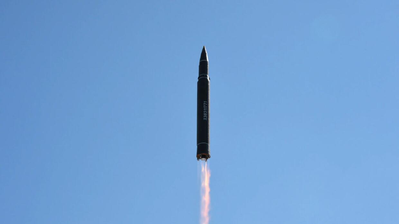 Corea del Norte asegura que la prueba de este 'misil balístico in...