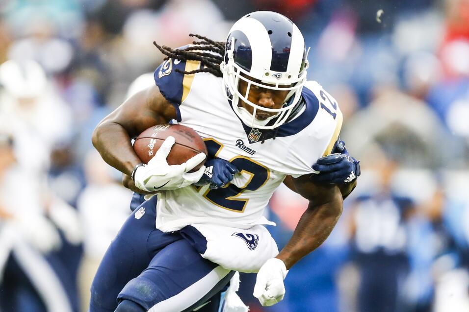 El WR Sammy Watkins tiene nuevo equipo en la NFL tras salir de Los Angel...
