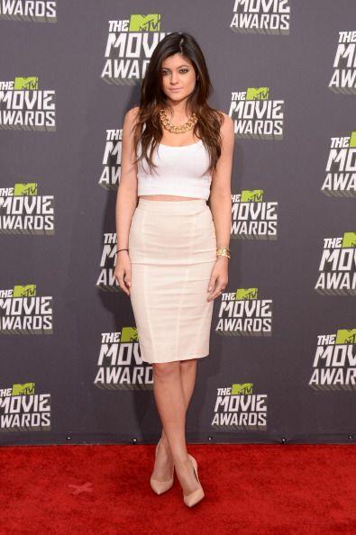 Podríamos decir que Kylie Jenner comenzó a definir su esti...