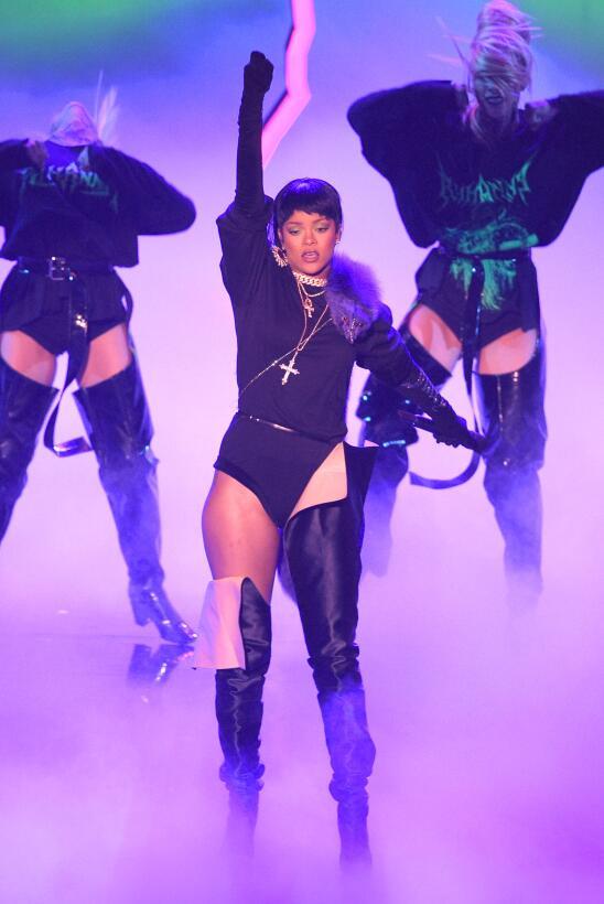 Rihanna y su supuesta 'fiesta sexual' con figuras de PSG previo a choque...