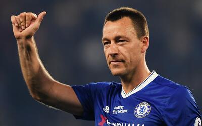 """John Terry no descartó retirarse: """"Quizás el domingo sea mi último partido"""""""