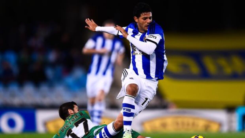 El delantero mexicano entrará en el Top 5 históricos de futbolistas extr...