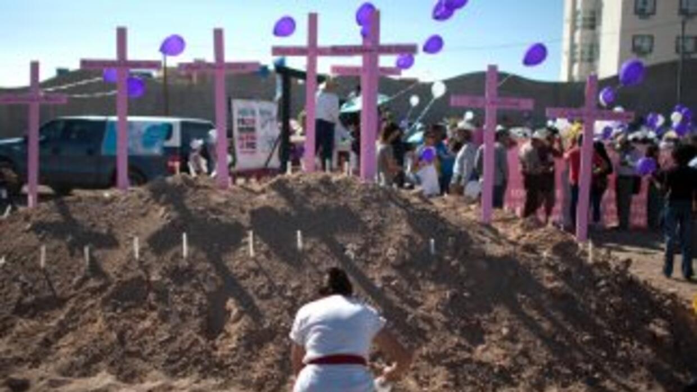 El índice de homicidios en México pasó de 1.9 a 4.4 por cada 100 mil muj...