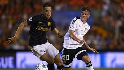 Valencia toma ventaja rumbo a la Liga de Campeones.