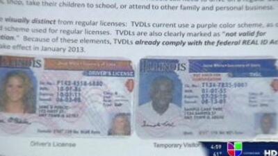 Licencias de conducir para indocumentados