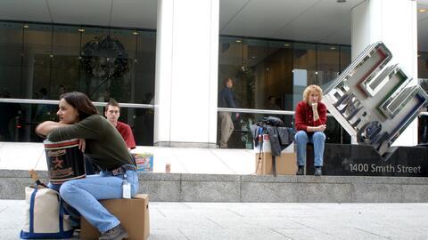 Enron se erige como uno de los ejemplos más infames de fraude corporativ...
