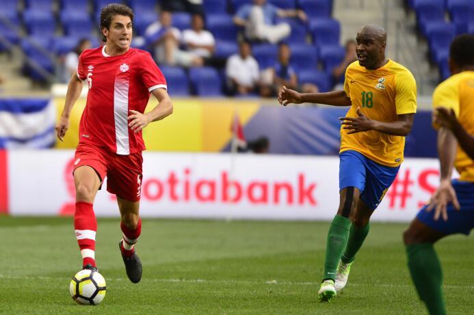Guayana Francesa le enseñó a Canadá que 'ya no hay rival chico' 20170707...