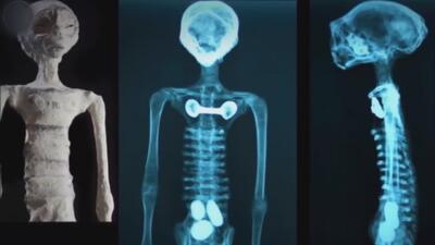 Las momias extraterrestres de Perú generan polémica en torno a las investigaciones del periodista Jaime Maussan