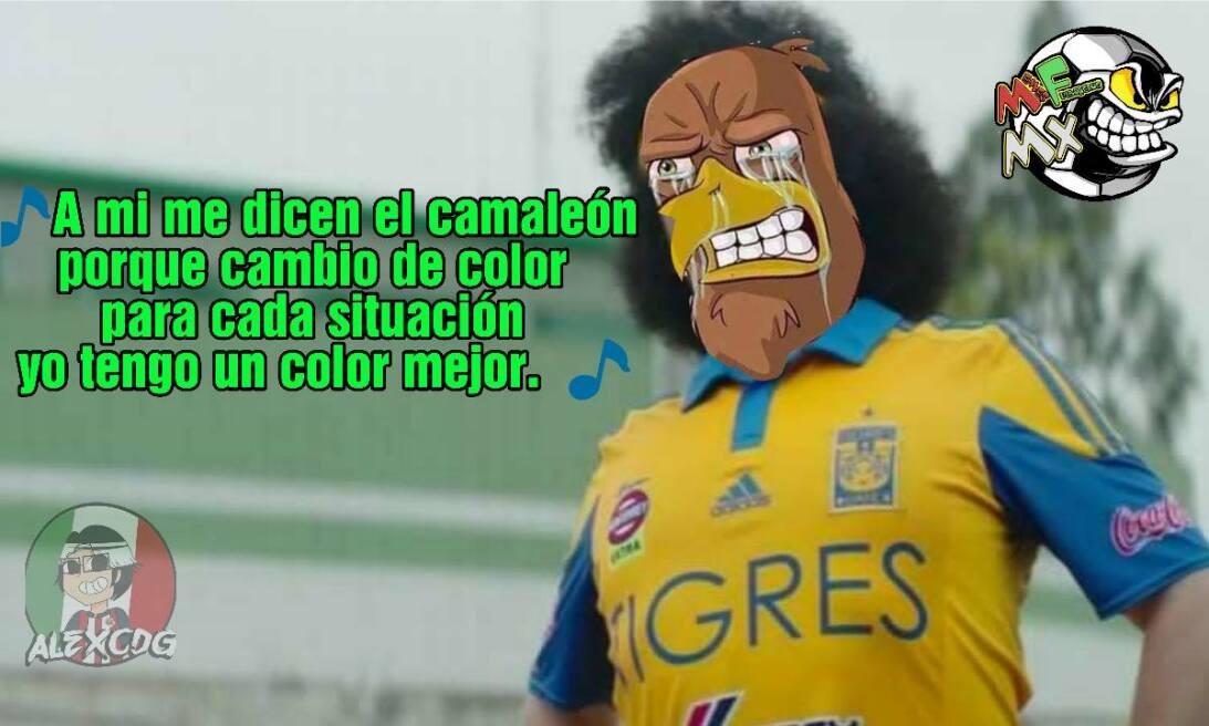 El Guadalajara tuvo una dolorosa derrota de 3-0 ante Tigres y fueron bur...