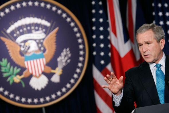 El gobierno comenzó una guerra sin cuartel contra el terrorismo y hasta...