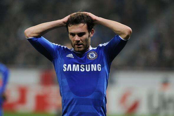 Chelsea no lo creía, pues confiaba en ganar y acercarse a la siguiente f...