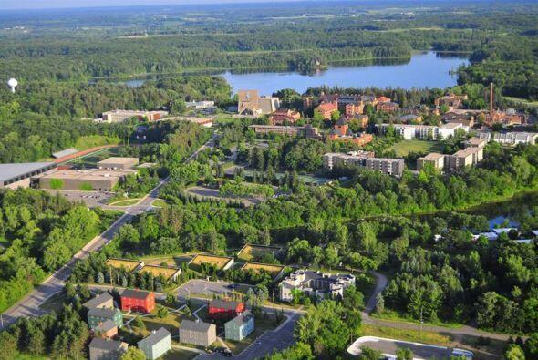 Saint John's University, Collegeville, MN | Tasa admisiones: 75% | Costo...