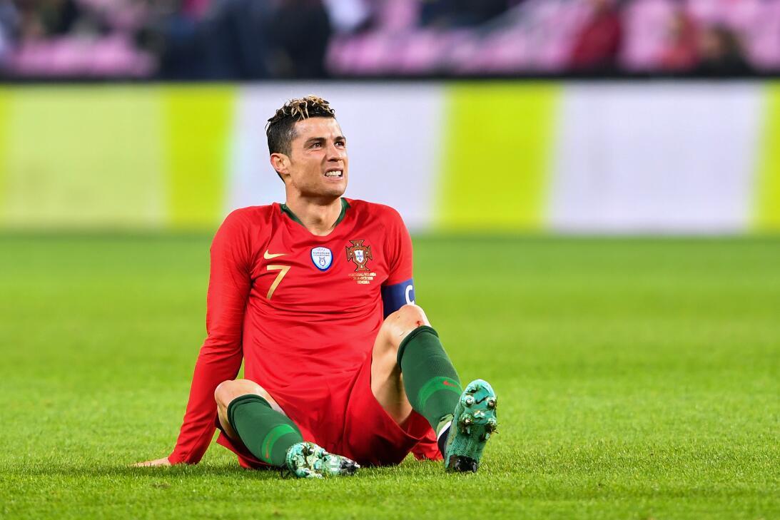 En fotos: Holanda sorprende y golea a la Portugal de Cristiano gettyimag...