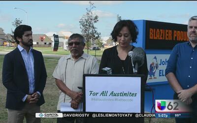 Concejales de Austin buscan cambiar el desarrollo de vivienda en favor d...