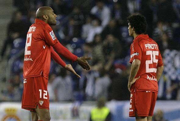 El Espanyol ganó 2-0 y dejó al Sevilla sumido en una pequeña crisis.