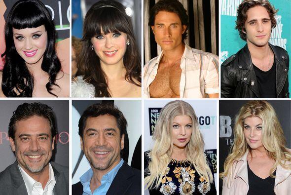 No son hermanos, ni se trata de padre e hijo, pero a estas celebridades...