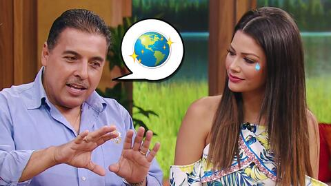 José Hernández contó qué es lo más bonito de ver a la Tierra desde el es...