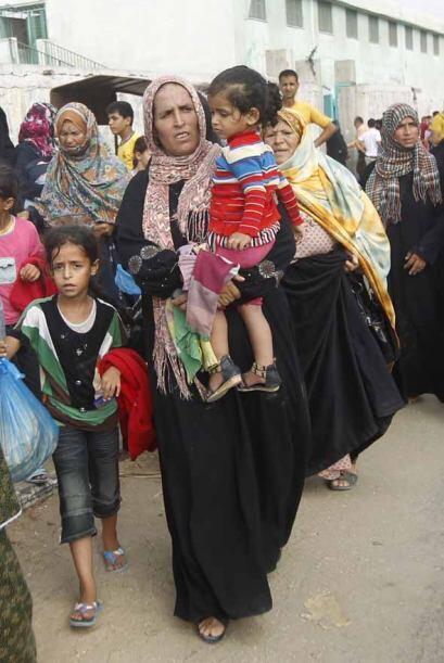 El Dr. Yasser Abu Jamei es psiquiatra y director gerente del Gaza Commun...