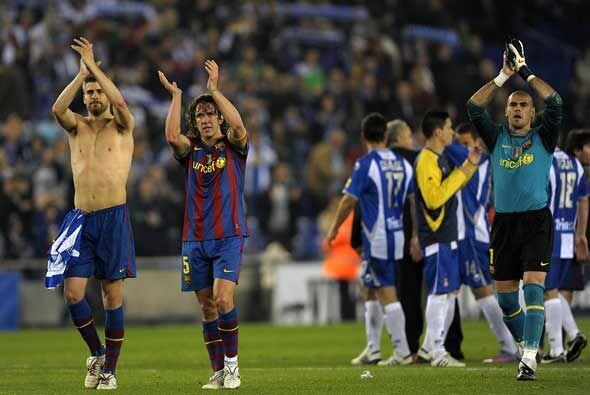 Al final se repartieron los puntos y el Barcelona podría ver reducida su...