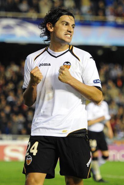 A este futbolista argentino no sólo le dicen 'Tino' también le llaman el...
