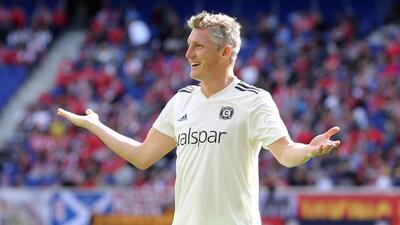 Bastian Schweinsteiger volverá a jugar con el Bayern Múnich…en partido homenaje ante Chicago Fire