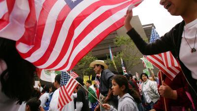 Mexicanos en EEUU. (Imagen de Archivo).