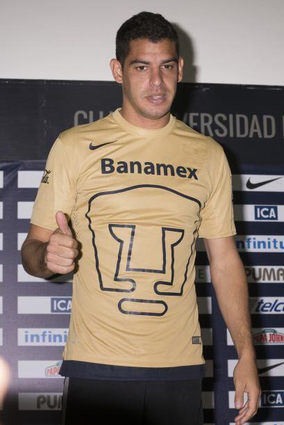 Tras la salida de Marco Antonio Palacios, el uruguayo Gerardo Alcoba ser...