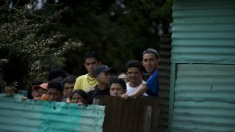 Tres empleados del servicio de transporte público de Guatemala fueron as...