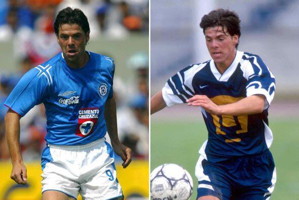 """Rafael García fue fichado por los celestes en el Apertura 2004. El """"Chiq..."""