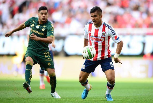 Miguel Ponce podría volver a salir de las Chivas del Guadalajara, el def...