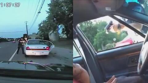 Los videos combinados que muestran el fatal encuentro de Philando Castil...