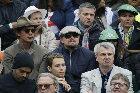 Otro de los que se han paseado por las gradas de Roland Garros estos día...