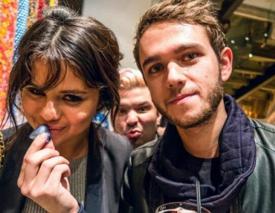 Selena Gomez y DJ Zedd