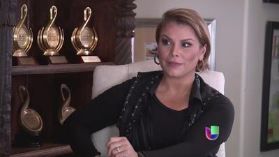 """""""Yo no creo que pegue más nada"""": Olga Tañón consideró retirarse pero sus hijos la hicieron cambiar de opinión"""